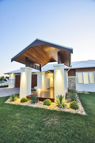 Barzen builders home designs contemporary for Award winning home designs 2012