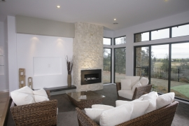 Contemporary Design 2 - MBA Award Winning Home 2011 - Living Area