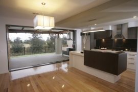 Contemporary Design 2 - MBA Award Winning Home 2011 Kitchen