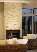 Contemporary Design 2 - MBA Award Winning Home 2011 - Fireplace