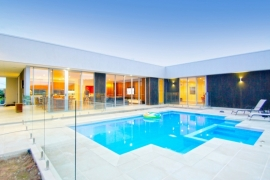 Contemporary Design 5 Pool
